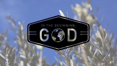 In The Beginning, God Image
