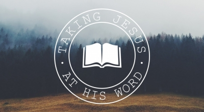 Prayer: Taking Jesus At His Word Image