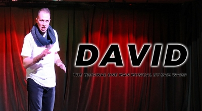 David: A One-Man Musical Image