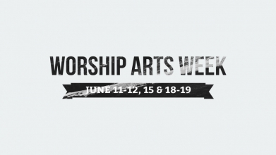 Worship Arts Week