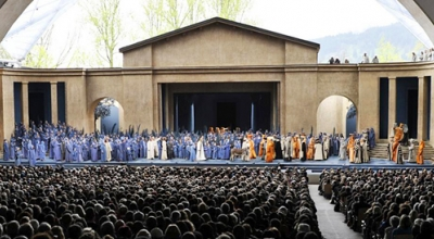OBERAMMERGAU PASSION PLAY 2020 (FULL) Image