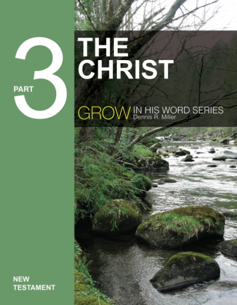 Grow Part 3: The Christ Photo