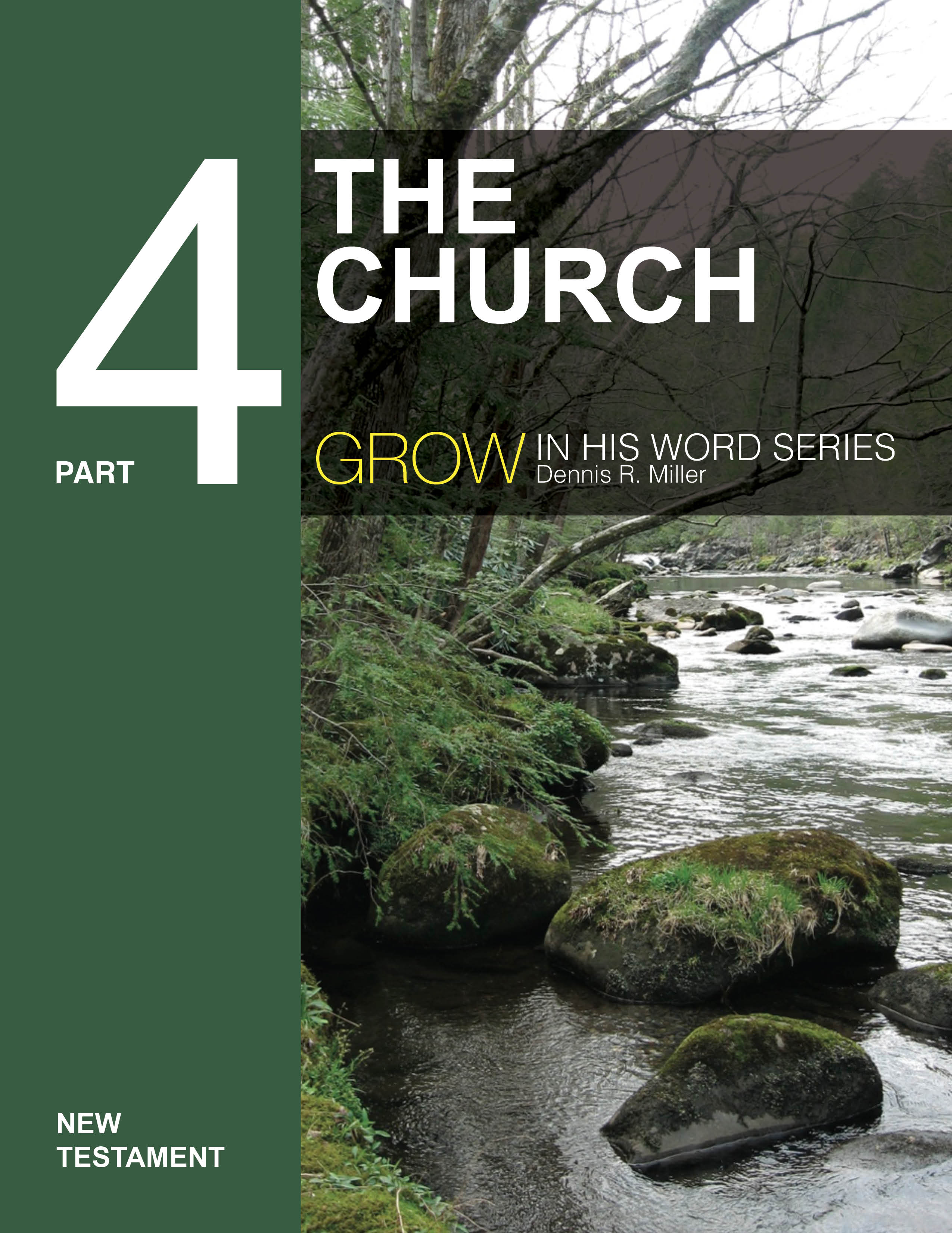 Grow Part 4: The Church Photo